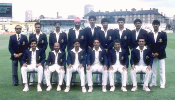 1983 Cricket World Cup - Indian Team