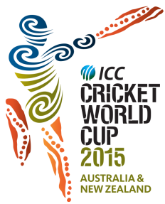 2015 Cricket World Cup Logo