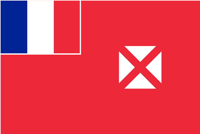 Unofficial flag of the Territory of the Wallis and Futuna Islands