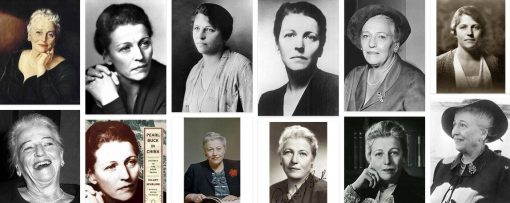 Pearl Buck Collage